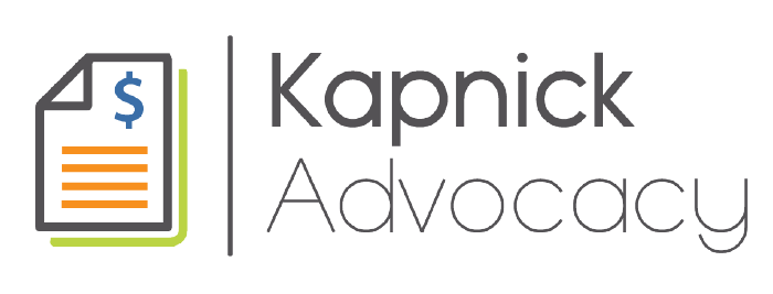 Logo Kapnick Advocacy