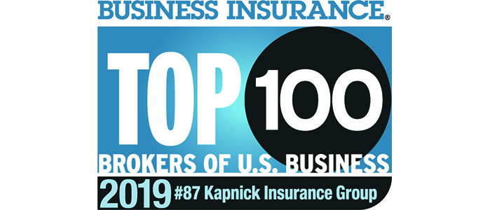 Business Insurance Top 100 #87