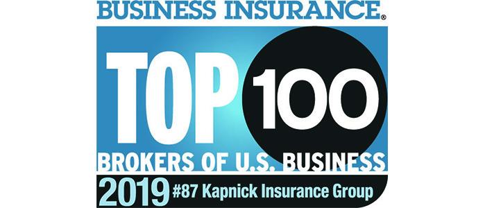 Business Insurance Top 100 #87