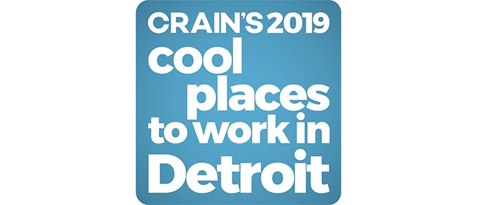 Crains Cool Places 2019
