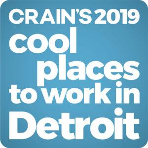 Crains Cool Places 2019