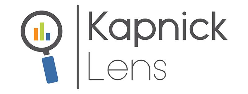 Kapnick Lens Logo