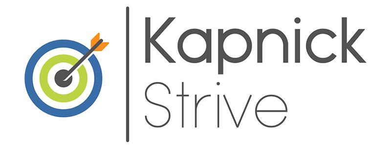 Kapnick Strive Logo